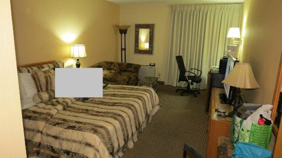 First Canada Inns: room 245