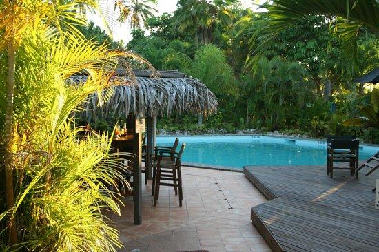 Sunset Resort: Bar pool