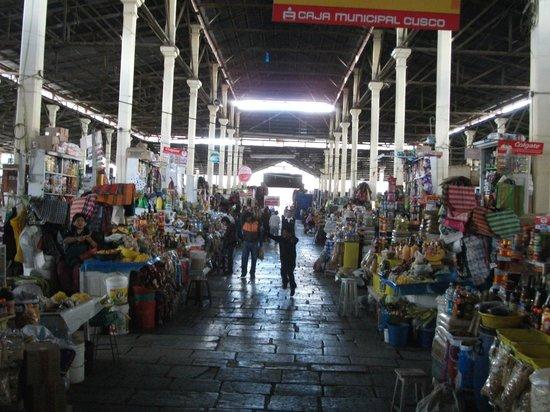 Hospedaje Don Marcos: Mercado 