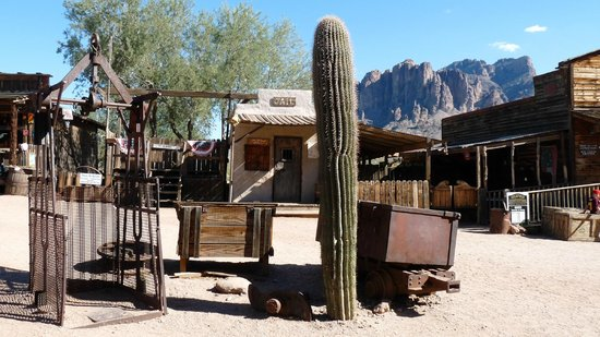 Goldfield Ghost Town: Goldfield