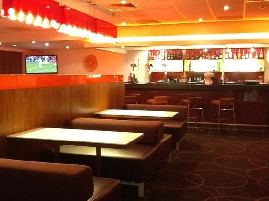 Novotel Birmingham Airport: The Bar