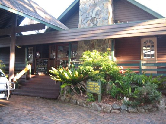 Binna Burra Mountain Lodge: Lodge at Binna Burra