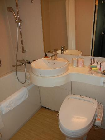 New Miyako Hotel: Premier Floor - Bathroom