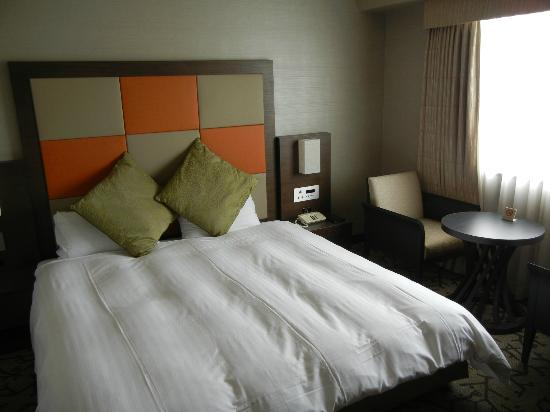 New Miyako Hotel: Premier Floor - Double bed