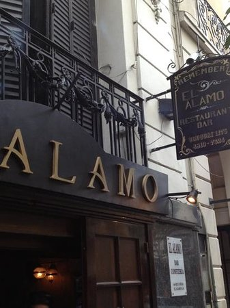 Remember el Alamo