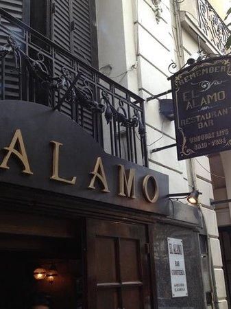 Remember el Alamo