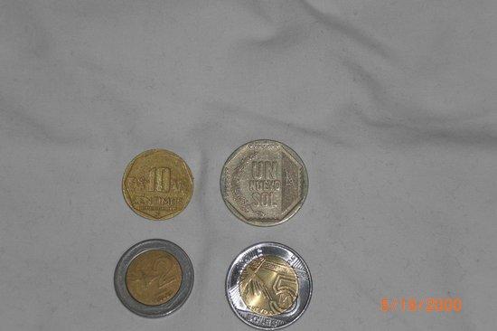 Hospedaje Don Marcos: moeda Peruana=soles