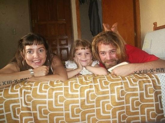 Hotel Juarez: fun in our room