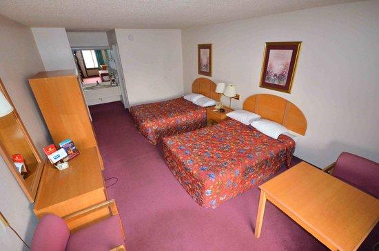 Rodeway Inn Maingate: Rm #5219