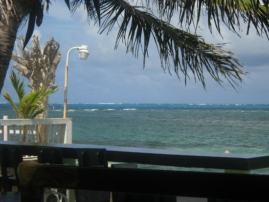 Niko's Restaurant : View from the restaurant