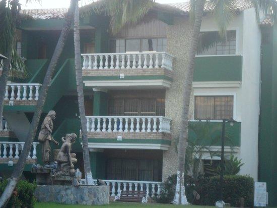Mendihuaca Caribbean Resort: Los aoartamentos son muy bonitos