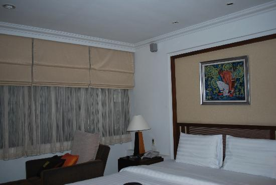 The Key Bangkok Hotel: comfortable bed