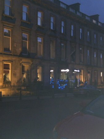 Hilton Edinburgh Grosvenor: the hilton