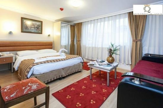 Q Apartment Istanbul: Süperior Two Bedroom Apartment