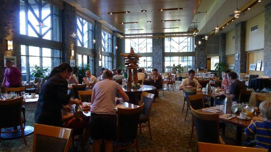 The Westin Resort & Spa, Whistler: Restaurant