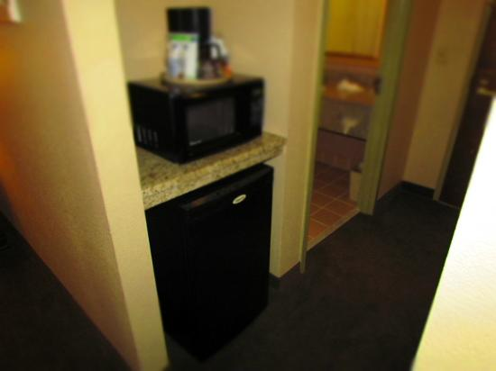 Holiday Inn Express Hotel & Suites - Pell City: Micro-Fridge