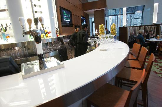 Photo of American Restaurant Trios Bistro Toronto at 525 Bay St, Toronto, ON M5G 2L2, Canada
