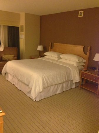 Sheraton Seattle Hotel: Standard King