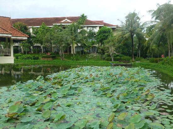 سوفيتيل أنجكور فوكثرا جولف آند سبا رزورت: Hotel ground
