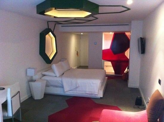 Room Mate Valentina: nuestra recamara