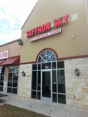 Saffron Sky