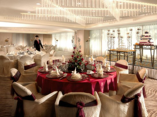 Pan Pacific Orchard: Oriental celebrations