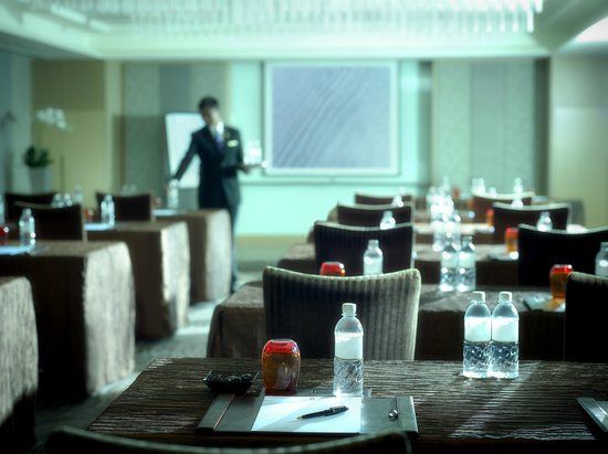 Pan Pacific Orchard: Flexible meeting spaces