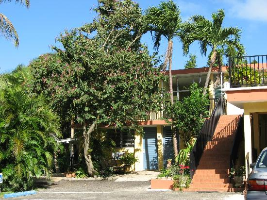 Ceiba Country Inn: The Inn (exterior)