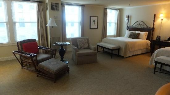 The Carolina Hotel - Pinehurst Resort: From Room Entrance