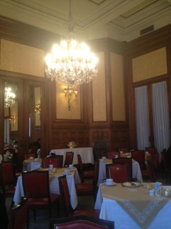 Hotel Avenida Palace: Speisesahl