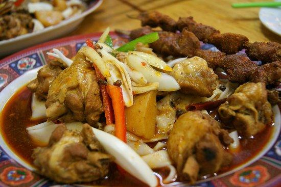 Ayiguli - Xingjiang Cuisine