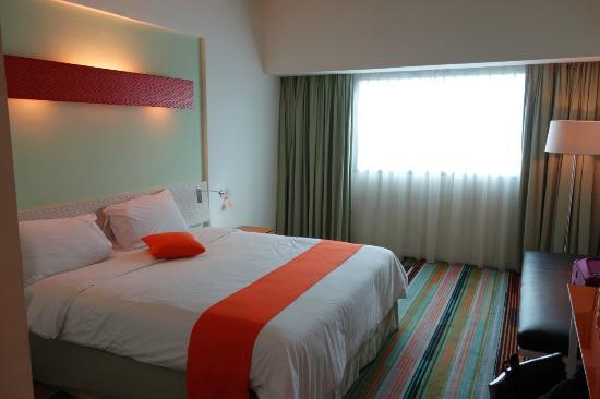 Nice Room Picture Of Harris Hotel Conventions Kelapa Gading Jakarta Tripadvisor