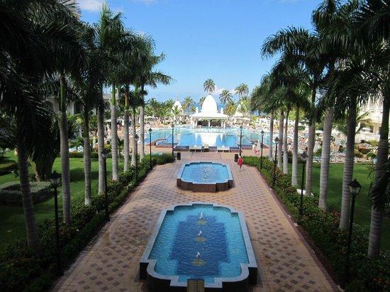 Hotel Riu Palace Aruba: The pool