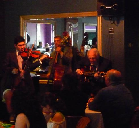 Bucky Pizzarelli at Shanghai Jazz