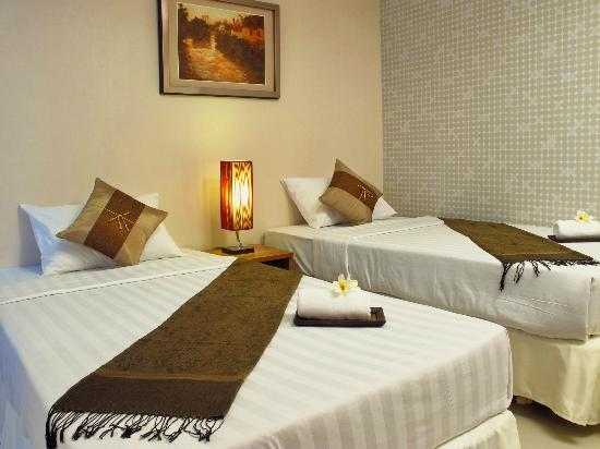 The Richy Place Guest House: Bedroom type (Twin, Double and Single)