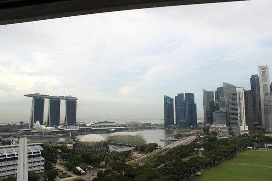 Fairmont Singapore : Harbour View