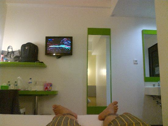 Amaris Hotel Legian: clean room.....