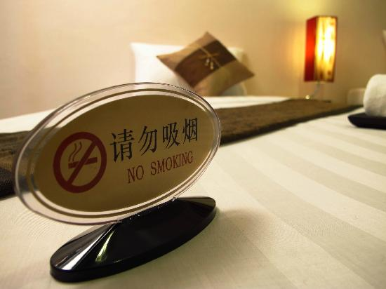 The Richy Place Guest House: Non-smoking room only