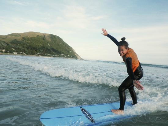 WOW Surf School Gisborne