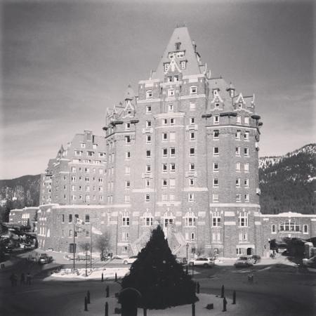ذا فيرمونت بانف سبرنجز: the fairmont banff springs hotel 