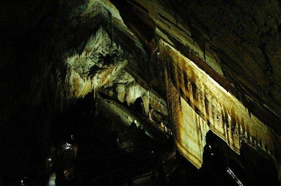 """Gunns Plains Caves: Geoff's """"Bacon"""""""