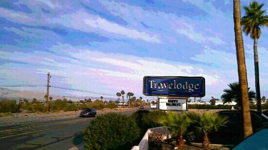 Lake Havasu Travelodge: December weekend