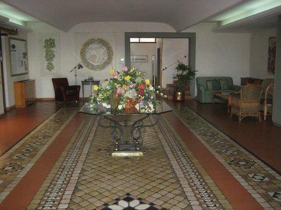 Relais Santa Chiara Hotel: Foyer