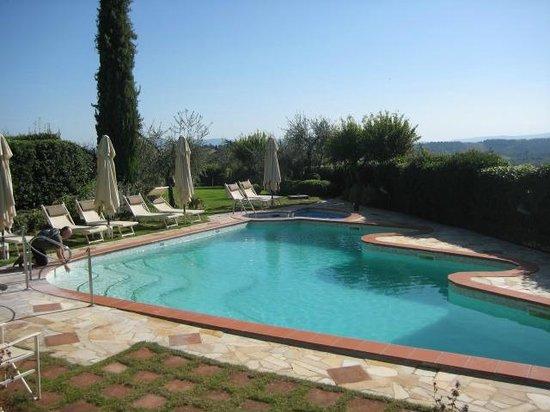 Relais Santa Chiara Hotel: Hotel pool