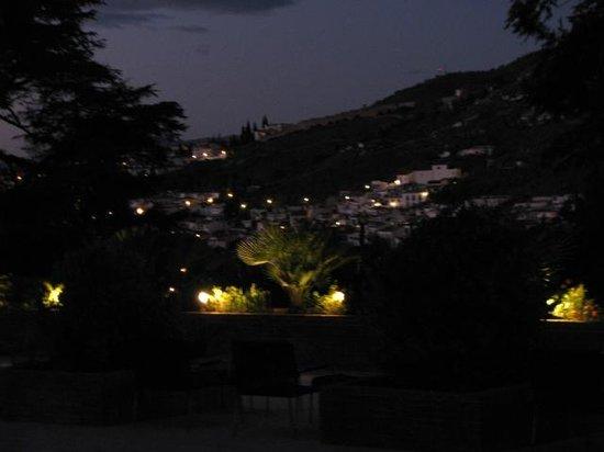 Parador de Granada: biew
