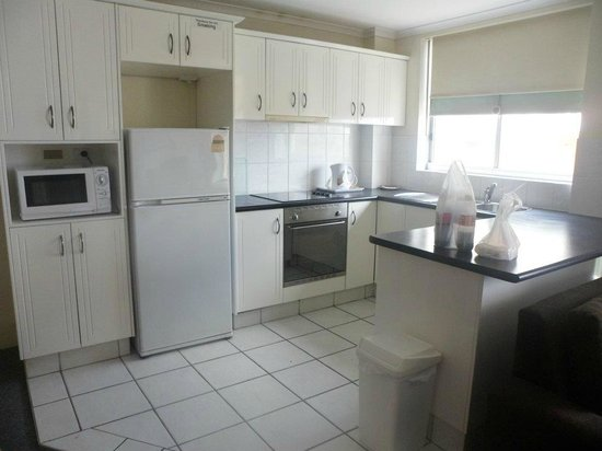 Kupari Boutique Apartments: Kitchen complete with cookware, plates, glasses & etc