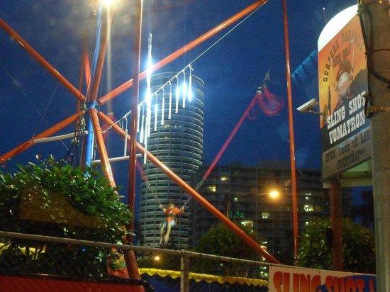 Kupari Boutique Apartments: Adrenalin park