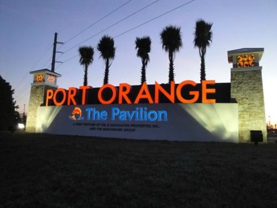 Port Orange Pavillion