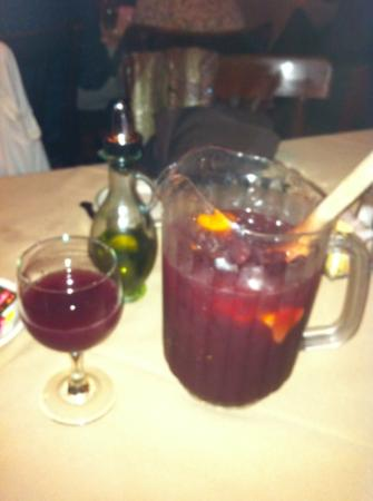 Malaga Spanish Restaurant: Sangria
