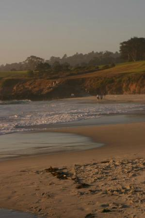 Carmel Beach: Just 4 Blocks from The Monte Verde Inn